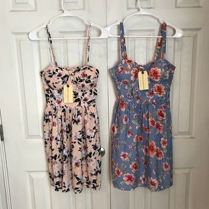 Band of Gypsies Floral Sun Dress (2)